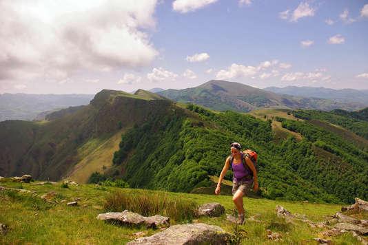 Une reprise tout en douceur en alternant randonnée et yoga au Pays basque.