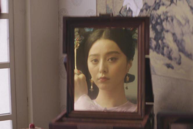 Fan Bingbing interprète l'impératrice Ulanara dans« Le Portrait interdit», de Charles de Meaux.