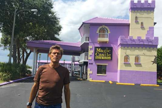 Willem Dafoe dans « The Florida Project », de Sean Baker.