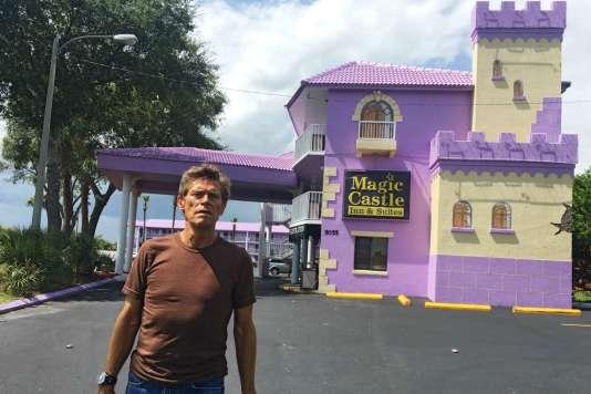 Willem Dafoedans « The Florida Project », de Sean Baker.
