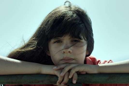 Naomi Biton dans le film français de Cristina Pinheiro,«Menina».