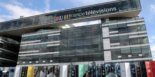 "(FILES) This file photo taken on September 4, 2017 shows  in Paris shows a view of the headquarters of French state-run television group ""France Televisions"" group operating France 2, France 3, France 4, France O and France Info channels. A day after journalists at France Televisions national editorial boards approved on December 12, 2017 with 84 percent of voters, a motion of no confidence against the president of the group Delphine Ernotte, a 24h strike was underway at the group on December 13, 2017.  / AFP / LUDOVIC MARIN"
