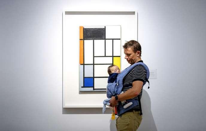 Premier Baby Museum Tour à La Haye en juillet.