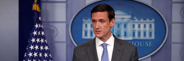 Tom Bossert, le conseiller à la cybersécurité de la Maison Blanche, le 15 mai.
