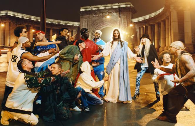 « Sermon », de David LaChapelle (2003).