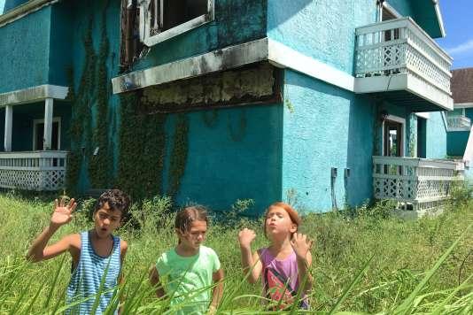 Scooty, Moonee et Jancey, les trois sales gosses qui magnétisent la caméra de Sean Baker dans «The Florida Project».