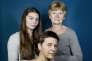 Emilie, Christine et Chantal, trois femmes d'une même famille, témoignent de leur expérience de la contraception.