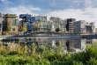 Le quartier Confluence, à Lyon