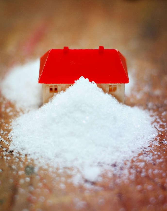 Le sucre, matière première de belles maisons pâtissières...