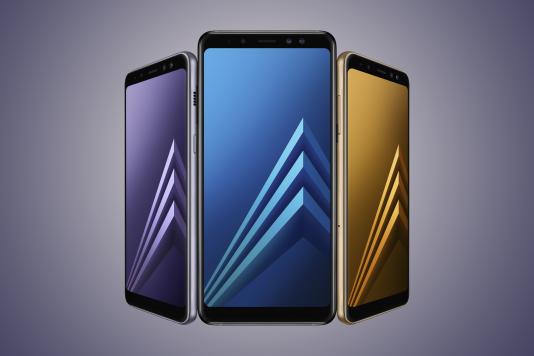 Le successeur du Samsung A5 embarque un écran sans bord.