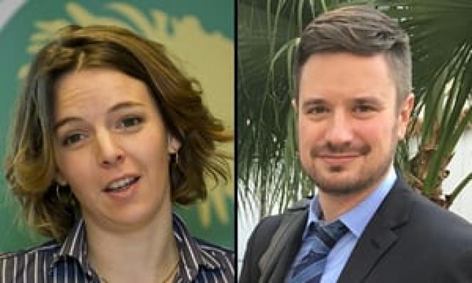 La Suédoise Zaida Catalan et l'Américain Michael Sharp ont été tués le 12mars 2017 en République démocratique du Congo.
