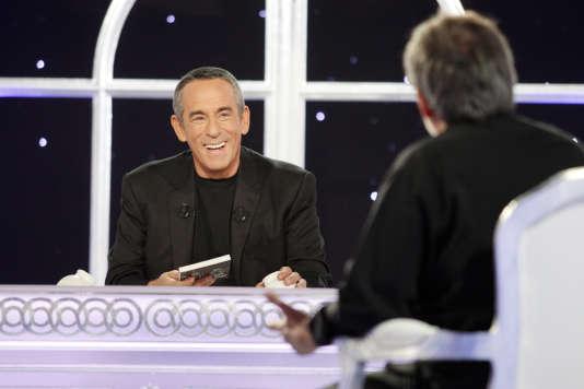 Extrait de « Salut les Terriens» présenté par Thierry Ardisson, le 2 septembre 2010, l'une des émissions étudiées par l'Association des journalistes LGBT (AJL).