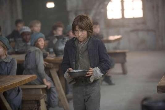 William Miller incarne Oliver Twist dans l'adaptation dede Coky Giedroyc d'après Charles Dickens.