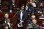 La députée de la Manche (LRM), Sonia Krimia exprimé sa vive désapprobation face au futur projet de loi, à l'Assemblée nationale, le 19 décembre.