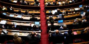 Lors des questions au gouvernement,à l'Assemblée nationale, le 12 décembre.