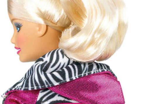 Image de promotion pour la poupée«Barbie vidéo girl.