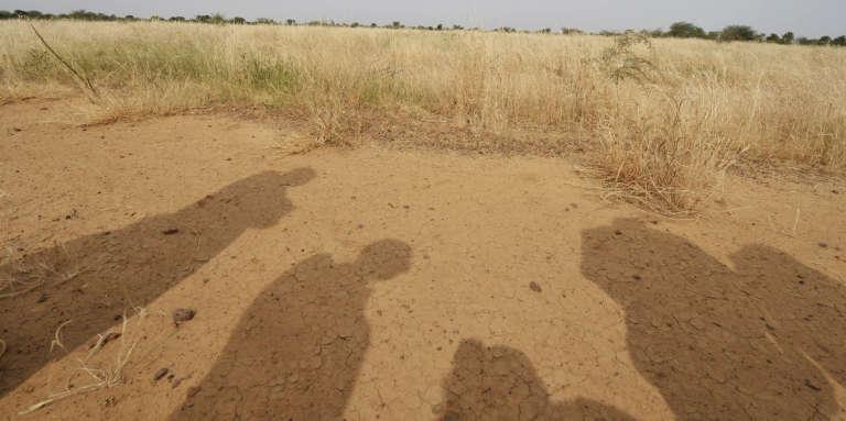 Près du village de Selbo, dans le nord du Burkina Faso, en 2009.