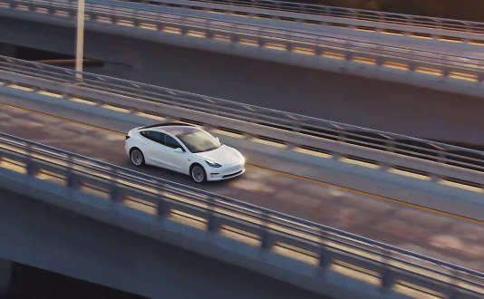 La Model 3 de chezTesla.