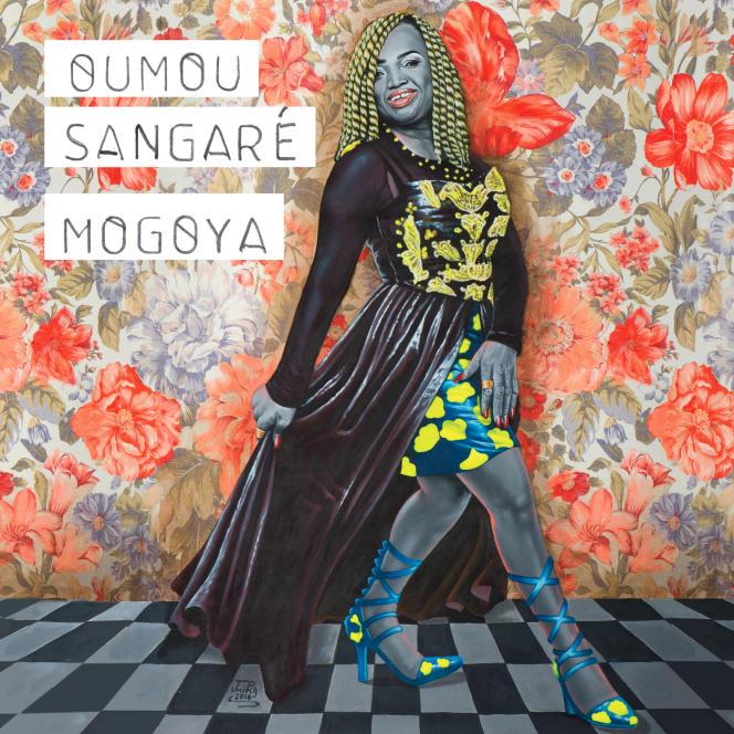 Pochette de Mogoya, de Oumou Sangaré.