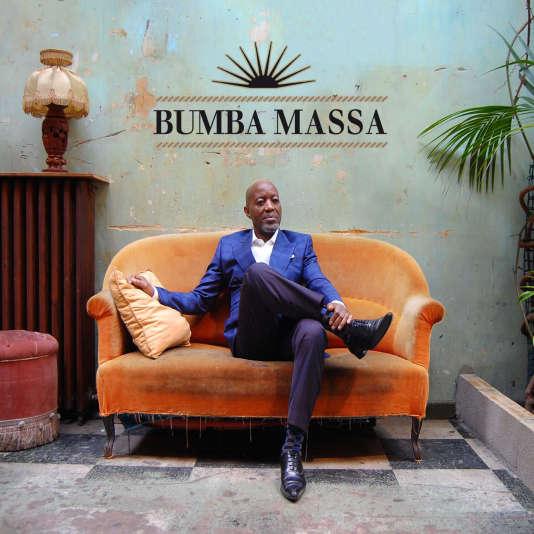 Pochette de l'album« V70», deBumba Massa.