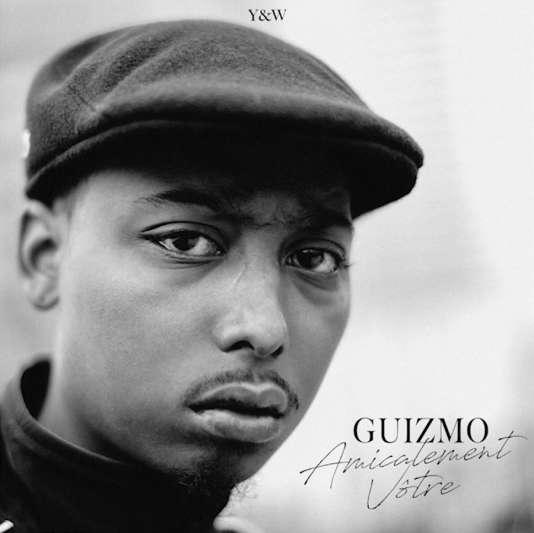 Pochette de l'album« Amicalement vôtre», de Guizmo.