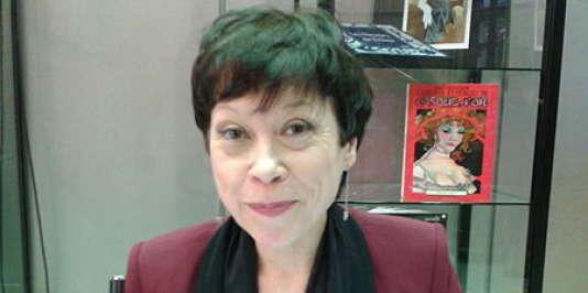 Annie Goetzinger, en 2013.
