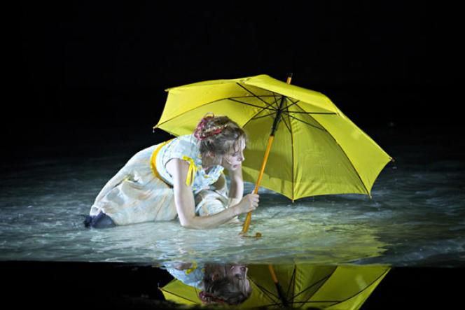 « Alice et autres merveilles», de Fabrice Melquiot et Emmanuel Demarcy-Mota.