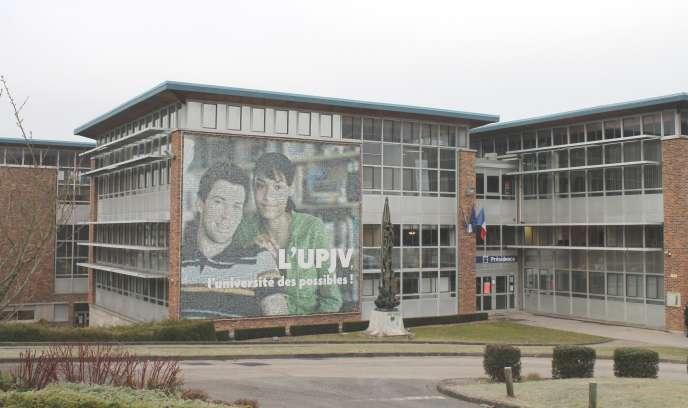 Université de Picardie Jules-Verne (UPJV), à Amiens.