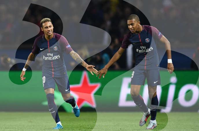Neymar et Mbappé ont affolé les compteurs lors du marché des transferts.