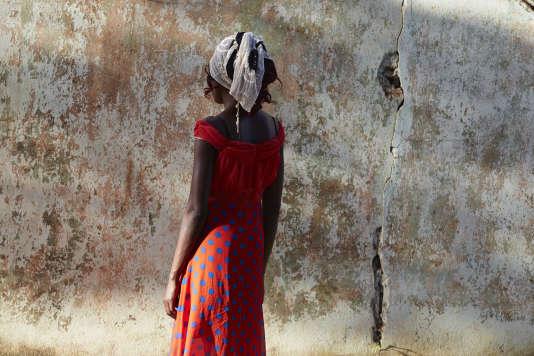 Busine Diouf, de République centrafricaine.