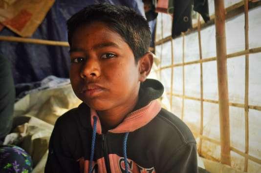 Narul Amin, de Birmanie.