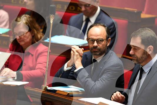 Edouard Philippe, premier ministre, le 20 décembre 2017.