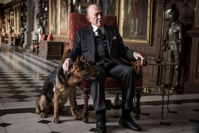 Dans«Tout l'argent du monde», de Ridley Scott, Christopher Plummer incarne le milliardaire Paul Getty, rôle initialement joué par Kevin Spacey.