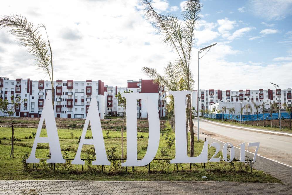 Sidi Abdellah est une ville nouvelle créée dans la commune de Mahelma, dans la banlieue sud-ouest d'Alger.