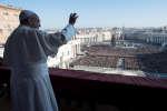 Dans son traditionnel message de Noël, le chef de l'Eglise catholique s'est exprimé sur les principaux conflits de la planète.