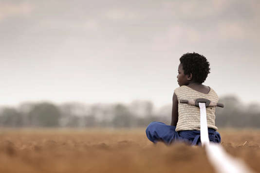 Margaret Mulubwa dans le film zambien de Rungano Nyoni, « I Am Not a Witch ».