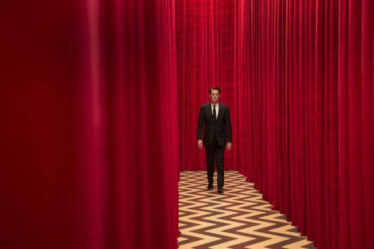 Kyle MacLachlan dans «Twin Peaks, The Return», de David Lynch.