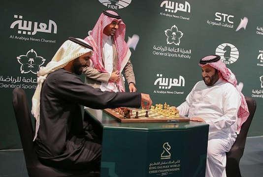 Le tournoi « roi Salmane » de parties rapides et Blitz doit se tenirdu 26 au 30 décembre à Riyad.
