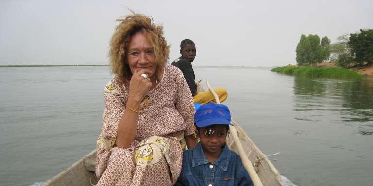 Sophie Pétroninœuvrait au Mali dans une association d'aide aux orphelins.