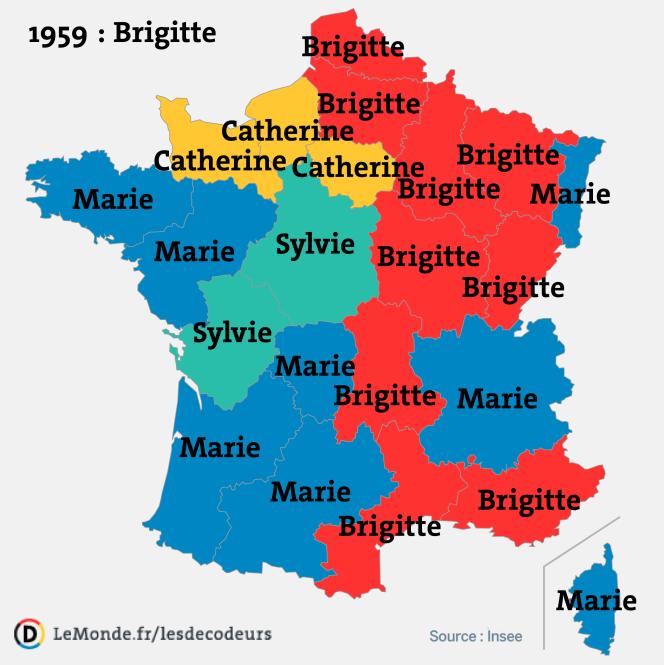 La France des Brigitte.