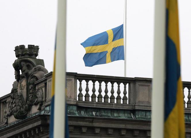 Le Parlement suédois.