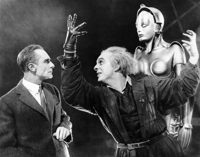 Metropolis (1926), de Fritz Lang.