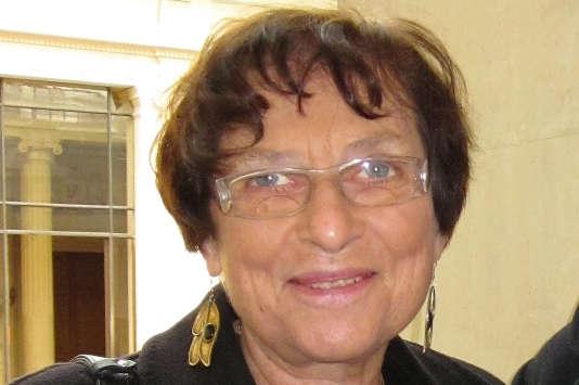 Maudit Piot, en 2011.Psychanalyste mal-voyante, elle avait créé en 2003 l'association FDFA