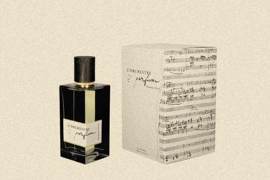 Le Flamenco néroli est un des cinq parfums créés par Anne-Sophie Behaghel et Amélie Bourgeois pour L'Orchestre Parfum.