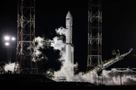 Angosat-1 a été lancé mardi 26 décembre du cosmodrome de Baïkonour et mis en orbite peu après.
