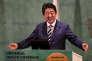 Le premier ministre japonais Shinzo Abe, le 14 décembre 2017.