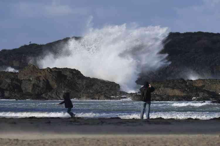 Des vents atteignant jusqu'à 144 km/h ont balayé le massif pyrénéen, à l'occasion de ce que Météo France qualifie de «tempête modérée comme il s'en produit quatre à cinq fois par an».