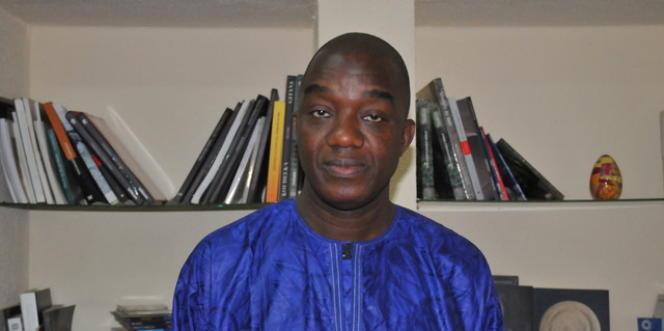 Samuel Sidibé, directeur du Musée national du Mali, à Bamako.