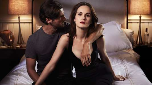 Michelle Dockery et Juan Diego Botto dans « Good Behavior ».