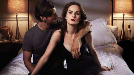 Michelle Dockery et Juan Diego Botto dans« Good Behavior».